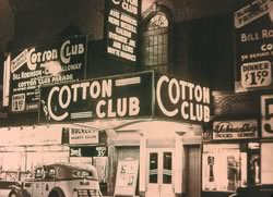 Harlem Cotton club